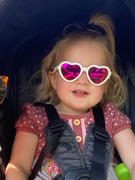 Babiators Sunglasses The Sweetheart - Blue Series Collection / Ages 0-2 Review