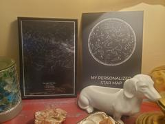 Online Star Map Personalised Star Map Gift A4 Review
