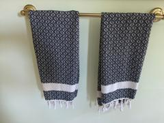 The Loomia Adrian | Turkish Cotton Hand and Kitchen Towel Review