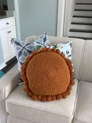 The Loomia Stacey Round Throw Pillow Review
