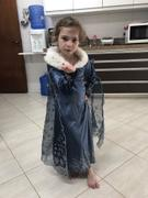 dEpPatch New Girls Elsa Frozen Princess Dress Costume for Parties Review