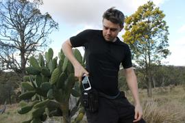 TNH Outdoors Cell Phone & GPS Pouch Review