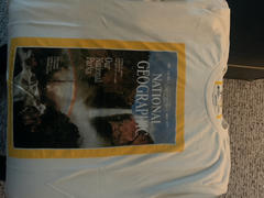 Parks Project National Geographic x Parks Project Vintage Magazine Cover Tee Review