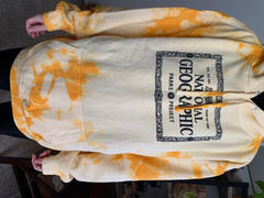 Parks Project National Geographic x Parks Project Legacy Tie Dye Hoodie Review