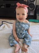 Precious April Lily Floral Overall Review