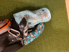 Cayce Golf Always Salty by CHOMP Head Cover DURA+ Review