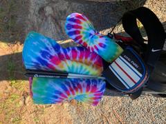 Cayce Golf Tie Dye Head Cover DURA+ Review