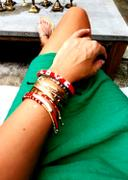 Love Is Project Skinny LOVE Bracelet - Red Review