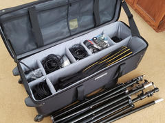 Strobepro Studio Lighting Strobepro Ultimate Wheeled Kit Bag - Large Review
