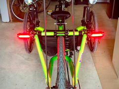 T-Cycle Vertical Rear Light Mount Review