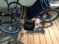 T-Cycle Terratrike SeatSide Mount Kit (Bottom of Seat) Review
