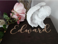 Make Memento Engraved Name Box I Small & Large Wood Boxes With Lock Review