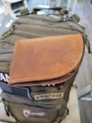 Rogue Industries Rogue Front Pocket Wallet - Allagash Tan Review