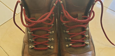 Belaced Red Rope Laces Review