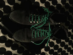 Belaced Green Round Waxed Laces Review