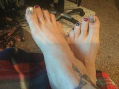 Olive and June 6 Colors - Pedi Review