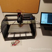 SainSmart.com SainSmart Genmitsu CNC Router 3018-MX3 DIY Kit Review