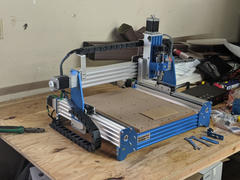 SainSmart.com Genmitsu PROVerXL 4030 CNC Router with Carveco Maker Subscription Review