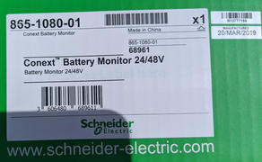 ShopSolarKits.com Schneider - Conext Battery Monitor 24/48V - RNW865108001 Review
