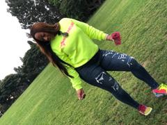 Refreshed! Mompreneur Neon Crewneck Review