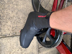 VeloChampion.cc VC Maxgear Overshoes - Lightweight, Fleece Lined & Water Resistant. Ideal for Winter Cycling Review