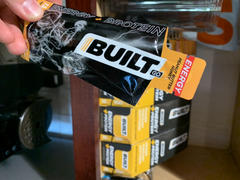 Built Bar BuiltGO Peanut Butter Honey Review