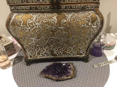 Little Shop of Happiness Amethyst Cluster Review