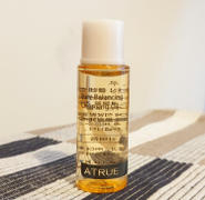 Skin Library [MINI] ATRUE Pure Balancing Cleansing Oil 10ml Review