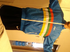 LRG Clothing FOUR STRIPE TRACK JACKET Review