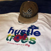 LRG Clothing HUSTLE FLOWER TEE BLACK Review