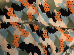 LRG Clothing CLOUD 9 SHORTS CAMO Review