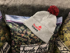 LRG Clothing HUSTLE TREES BEANIE GREY Review