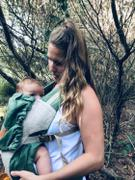 Zarpar Bebê Eucalyptus Snap Baby Carrier Review