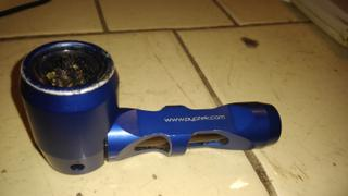 420 Science Pyptek Prometheus Pipe - Replacement Bowl Review