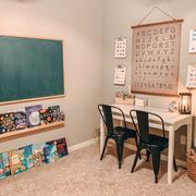 RusticReach Green Magnetic Chalk Board with Solid Wood Frame Review