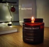 Rebecca Tracey 12 - Patchouli Deep Travel Candle Review