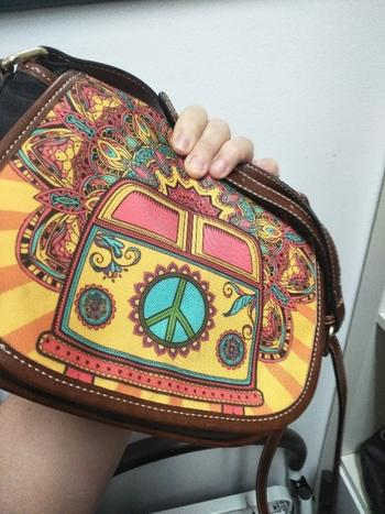 Thread Domain Steampunk Shoulder Handbag Review