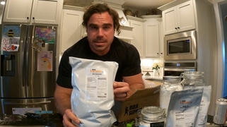 BulkSupplements.com Whey Protein Isolate 90% Review