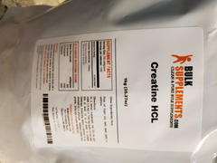 BulkSupplements.com Creatine Monohydrate (Micronized) Review