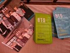 HALLYU MART Mediheal x BTS Sheet Mask Pack Special package + 14Photocards Review