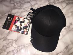 HALLYU MART BTS Jimin Ring Hat - Mack barry Curve Ring Cap Review