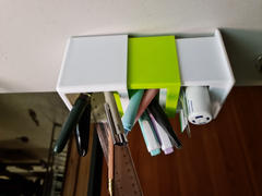 Bunbougu.com.au Nakabayashi Sliding Pen Stand - Green Review