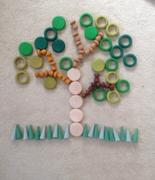 BabyDonkie Grapat Mandala - Green Little Cones Review