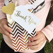 Illume Partyware Gold Thank You Tags- Pack of 10 Review