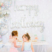 Illume Partyware Holographic Happy Birthday Balloon Review
