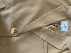 J.ING Tasha Tan Loose Blazer Review