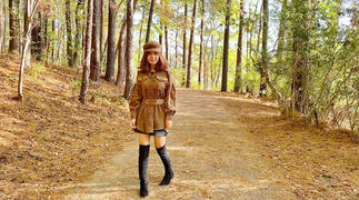 J.ING Donner Belted Utility Coat Review