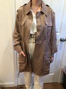 J.ING Army Tan Military Jacket Review