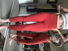J.ING Brushed Clay High-Waist Vented Legging Review