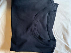 J.ING Carbon Black Round Neck Performance Top Review
